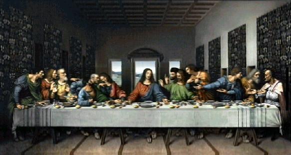 解説 晩餐 最後 の